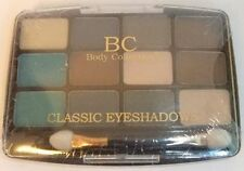 Body Collection 12pc Classic Eyeshadows Set Palette