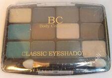 Body Collection 12 Piezas Clásico Sombras Para Los Ojos Set Paleta