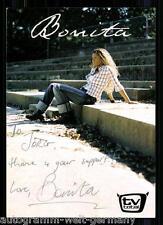 Bonita Jeanetta Louw TV TOTAL  Orig. Signiert  +32512+ 82638