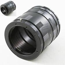 Macro Extension Tube Adapter for Minolta MD MC SR mount SLR camera