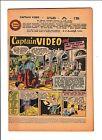 Captain Video No.2  : 1951 :   : Covers-Less Copy! :
