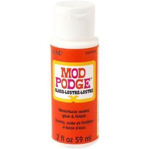 Mod Podge Gloss - Waterbased Glue, Sealer & Finish 118ml (4oz)