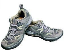 Women's Merrell J13050 Grey/Lime Siren Sport 2 Trail Hiking Shoes Size 6