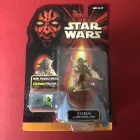 Hasbro Star Wars Episode 1 Yoda Action Figure 1998