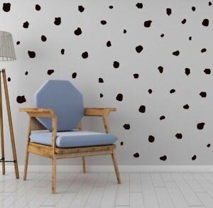 Dalmatian Spots Stickers