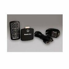 Sylvania 72469 MusicLites Transmitter for iPod/iPhone/iPad, includes remote cont