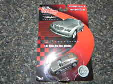 RACING CHAMPIONS CHRYSLER CROSSFIRE 1/64 CONCEPT AND MUSCLE RARE GRAY