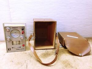 Minimite Thermo Electric Meter handheld Fahrenheit Degree Meter