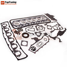 Fit Nissan Patrol TD42 / TD42T Y60 Y61 4.2L DIESEL Engine Overhaul Gasket Kit