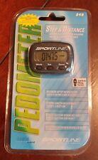 Wholesale Lot of 20 Sportline 340 Pedometer US Seller!