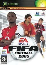 FIFA Football 2005 (Xbox) PEGI 3+ Sport: Football   Soccer Fast and FREE P & P