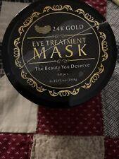 24 Karat Gold Eye Treatment Mask 60 Pieces!