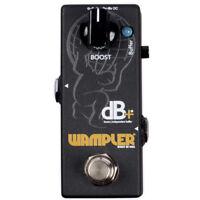 New Wampler DB+ Boost/Independent Buffer Guitar Effects Pedal