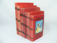 Lot 11 livres ancien 50's HACHETTE histoires enfants Andersen Dumas Hugo Swift..