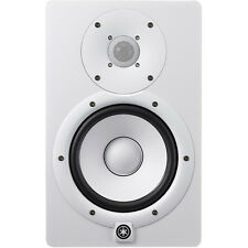 """New Yamaha HS7W White Monitor 6.5"""" Cone Woofer 1"""" Dome Tweeter"""