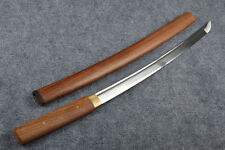 Japanese Shrine Ninja Sect Samura Short Full Tang Sword Katana Hand Forged Sharp