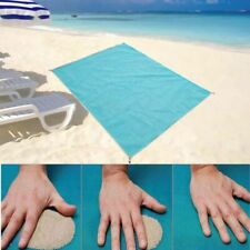 "59"" x 79"" Sand-Free Beach Mats Sand Proof Rug Picnic Blanket For Camping Outdoor"