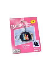 VINTAGE Barbie Classic Hat Box Keychain Key Chain #728-0 Basic Fun NEW 1999 90s