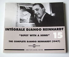 DJANGO REINHARDT - INTEGRALE N° 15 - ( 1947 )  - 2 CD