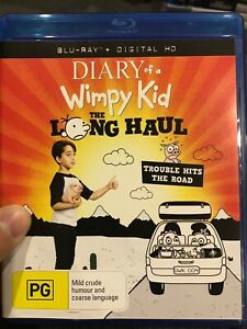 Diary Of A Wimpy Kid - The Long Haul BLU RAY (2017 kids / family movie)
