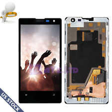 For Nokia Lumia 1020 LCD Display Touch Screen Digitizer Replacement +Frame AAA