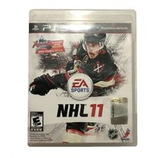 MINT NHL 11 PRO ICE HOCKEY 2011 NATIONAL HOCKEY LEAGUE PS3 GAME PLAY STATION 3