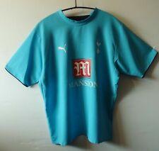 "Tottenham Hotspur F.C. SIGNED 2006-07 shirt UK XL US L 48"" 122 cm #14 Ghaly"