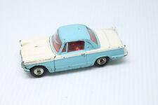 CORGI TOYS 231 * TRIUMPH HERALD COUPE * 1960 * OVP * BLUE/WHITE