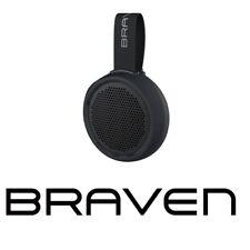 Braven Portable Mini Bluetooth Speaker BRV-105 Waterproof Floating Black