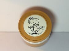 Vintage Thermos King 1965 Peanuts Snoopy By Seely Insulated Jar #1155/3 Soup