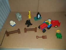 lego duplo farm animals tractor set 210