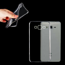New 0.3mm Crystal Clear Soft TPU Cover Case for Samsung Galaxy Grand Prime G530