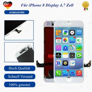 iPhone 8 Display LCD Touchscreen Bildschirm Retina LCD Glas Front Weiß