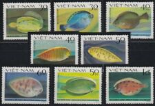 F-EX25815 VIETNAM MNH 1982 SEA MARINE WILDLIFE FISH PECES CORAL REEF.