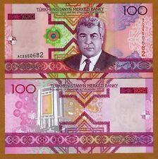 Turkmenistan, 100 Manat, 2005, P-18, UNC