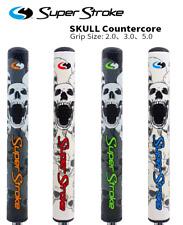 SuperStroke Putter Grip Skull Edition 2.0/3.0/5.0 Golf Grips select color