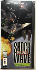 Panasonic 3DO SHOCK WAVE OPERATION JUMPGATE USA