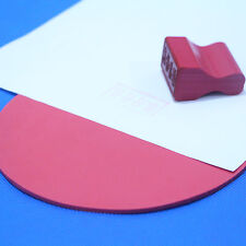 Accounting stamping pad,Embossing rubber pad, vibration absorb soft pad,