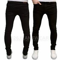 526Jeanswear VERONA Mens Designer Branded Stretch Super Skinny Fit Jeans, BNWT