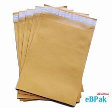 500x Premium Business Envelope #01 - Yellow 160x230mm Kraft Laminated C5 Mailer