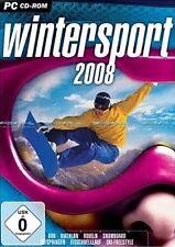 Deportes de invierno 2008 - 7 disciplinas simulador para PC nuevo/en el embalaje original
