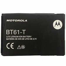 Motorola Battery BT61-T For E1000 E1070 E770 EM770 EM330 Krzr Rokr  SNN5873A Oem