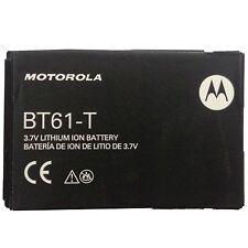 2x Motorola Moto ROKR KRZR Renew Rival Tundra Deluxe Sidekick Battery BT61-T OEM