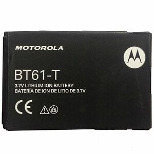 OEM BT61-T Battery For Motorola E1000 E1070 E770 EM770 EM330 Krzr Rokr SNN5873A