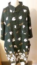 Men's Di Lorenzo Shirt Size XL Short Sleeve Multi Color Floral  Button Down NEW