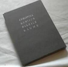 CHRISTINA KUBISCH - Sakrale Räume / Sacred Spaces (1985-1997) (Limited 1000) NEW