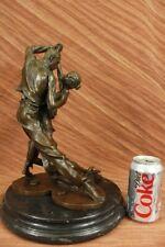 Bronze Sculpture Statue **GIFT** Signed Edgar Degas Tango Dancer Passion Dance