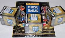 Panini FIFA 365 Saison *2017* INT. ED. EUROPA 3 x DISPLAY BOX 150 Tüten + ALBUM