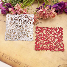 A lot of flowers Metal Cutting Die mold Scrapbooking Paper Card Embossing Cra SP