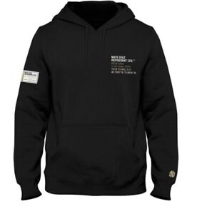 Nate Diaz Brothers Limited Edition Represent BMF Hoodie Large UFC 244 Last 1 NEW